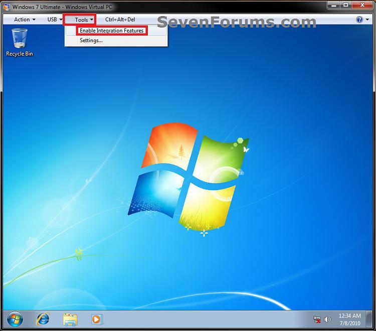 Windows Virtual PC - Connect Virtual Machine to Network-step2.jpg