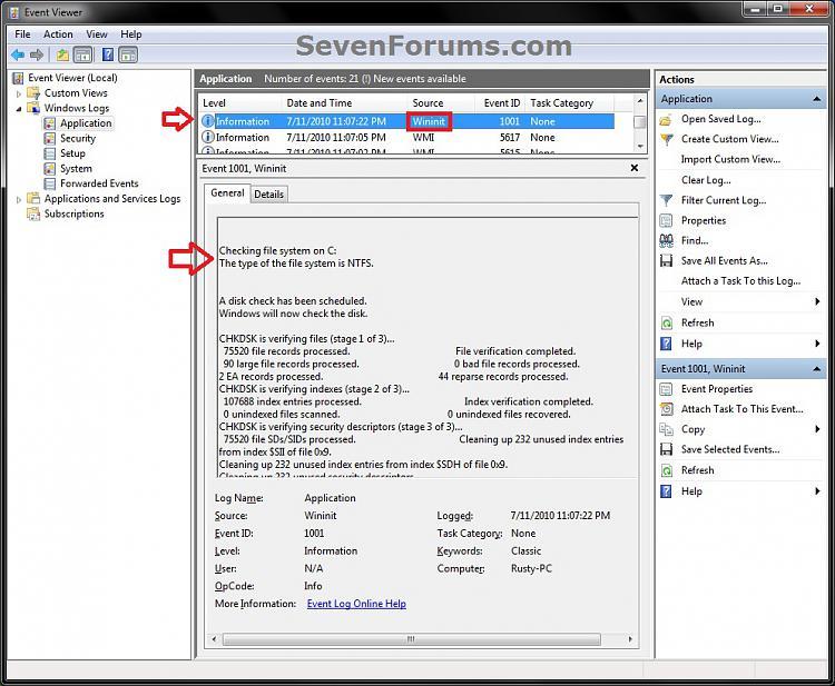 Check Disk (chkdsk) - Read Event Viewer Log-wininit.jpg