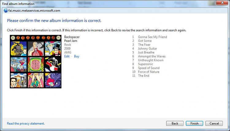 Windows Media Player Library Album Art-wmp12_find_album_info_finish.jpg