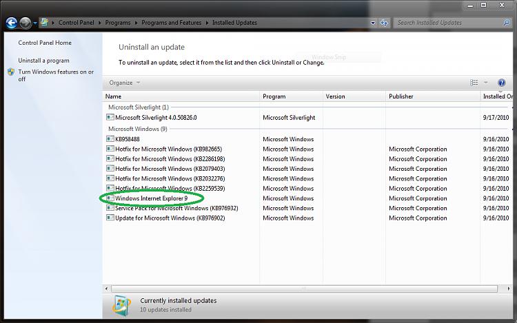 Internet Explorer 9 - Uninstall-ie9uninstinstalledupdates.png