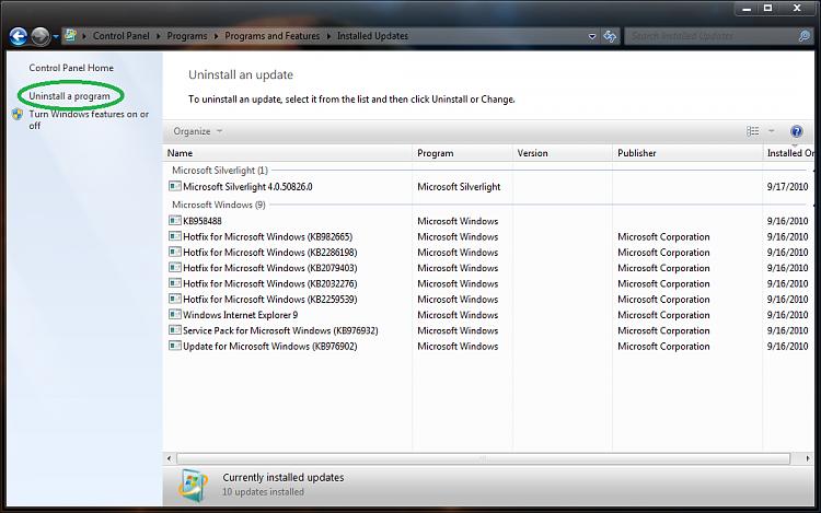 Internet Explorer 9 - Uninstall-ie9uninstuninstallprogram.png
