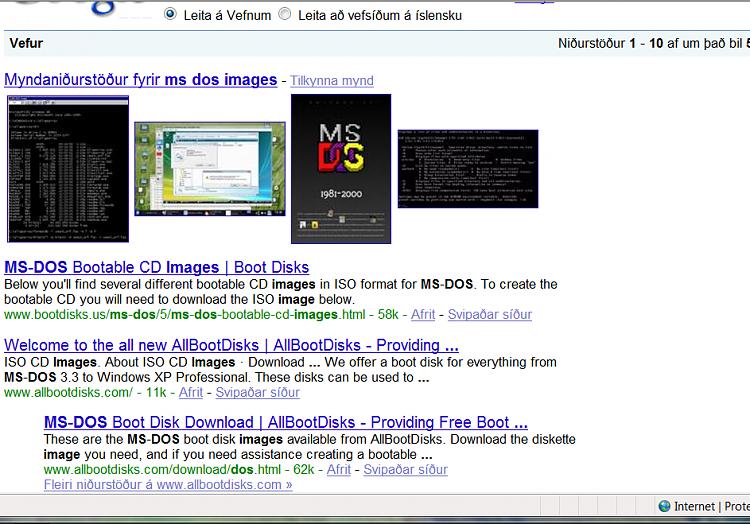Installing Windows 95 in VirtualBox-google.png