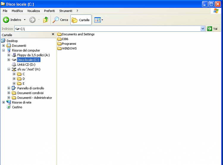 Windows XP Mode more faster-vmlite.png