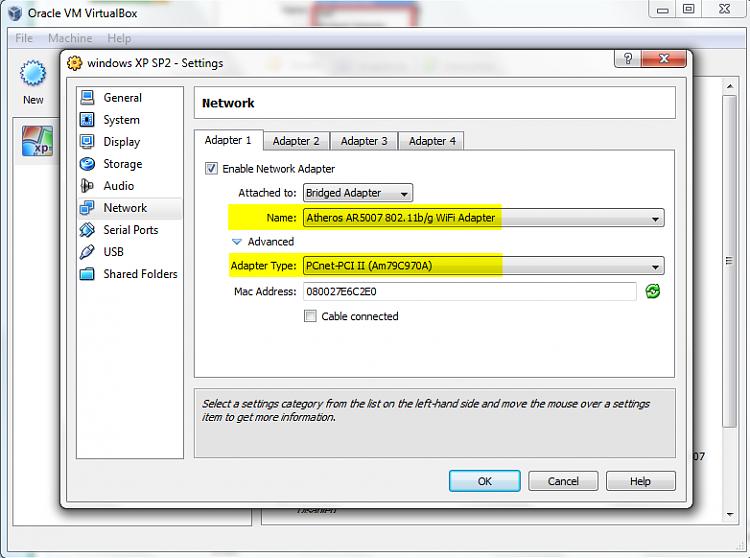 Драйвер Qnx Windows Virtualbox