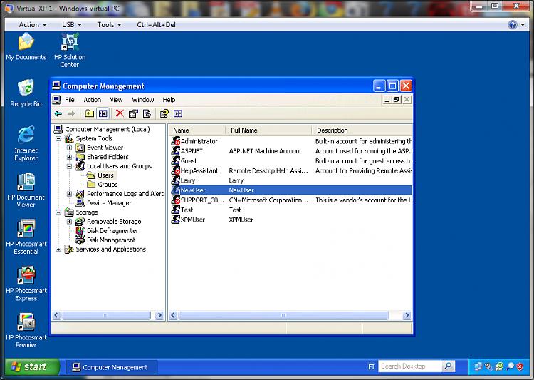 Adding limited user accounts to Virtual PC XP Mode-xpmode_newuser_choseuser.png