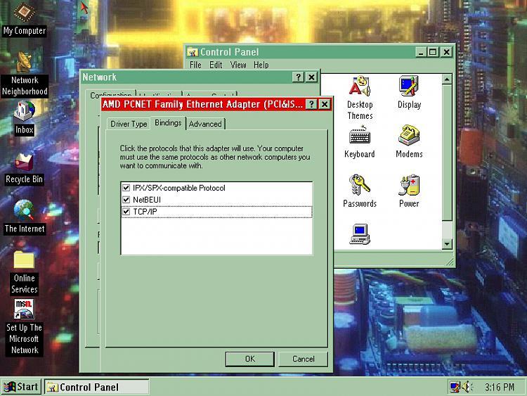VirtualBox Windows 95 guest doesn't connect to Net-amd-pcnet-bindings.jpg