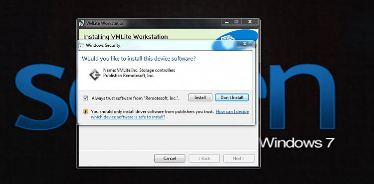 VMLite - an alternative Windows XP Mode impl-vmlite-w7-32bit.jpg
