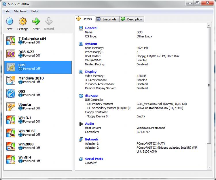 Post your virtual machines in VMware-virtualbox_machines.png