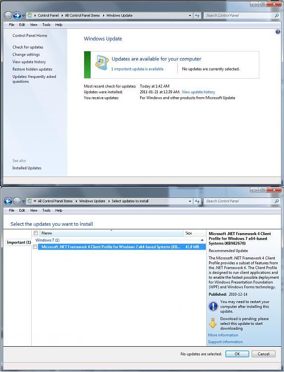 Windows Update optional updates (incl. language packs) disappeared-no_optional_updates.jpg