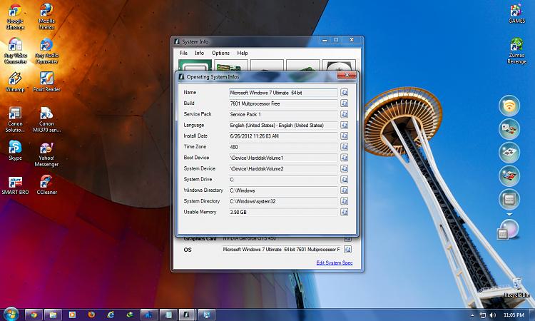 windows failed updates with Error Codes 80070643, 80071A91