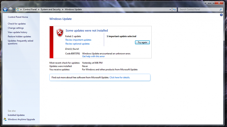 Windows 7 Service Pack 1 failed install-windows-update-error-3-2-2015.png