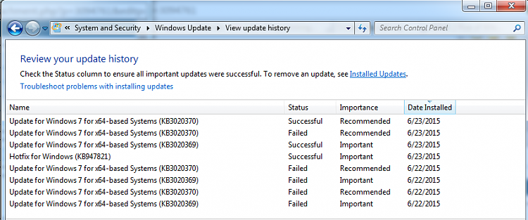 Windows Update Error Code 80073712-success.png