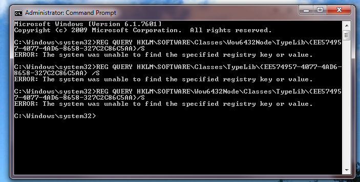 "Suddenly getting ""Windows not genuine"" error 0x8004fe22-reg-query.png"