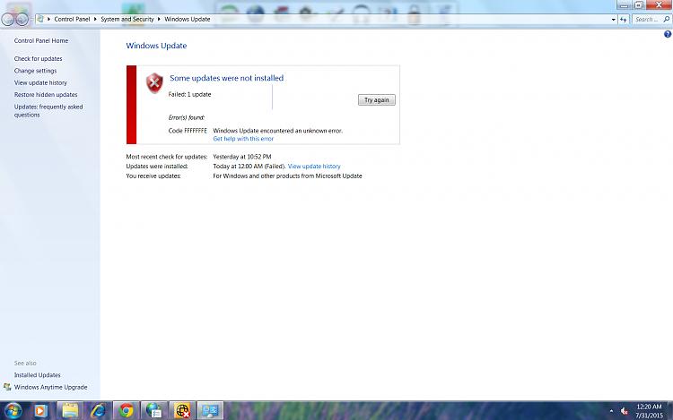 Windows 7 Home Premium : SP1 will not install, error FFFFFFFE-error.png