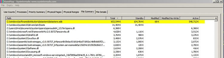 Windows Update using over a GB of RAM constantly-datastore-edb.jpg