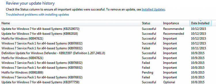 Windows 7 Update error 80070002 while updating SP1 Oct. 2015-windows_update-history.png