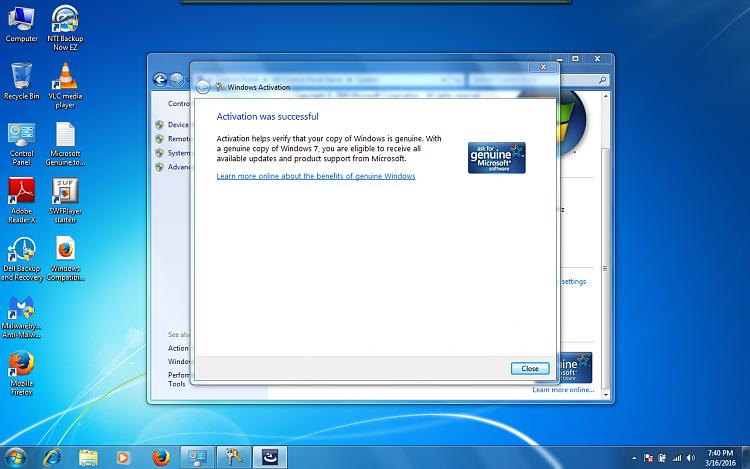 Windows 7 update error 8007000e-activation-successful.png