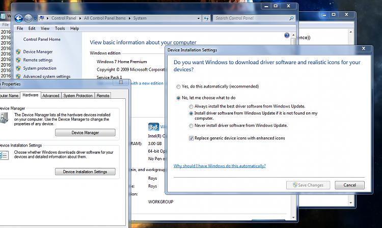 Intel HD Graphics 4600 - Code 80070103-nodrive.png