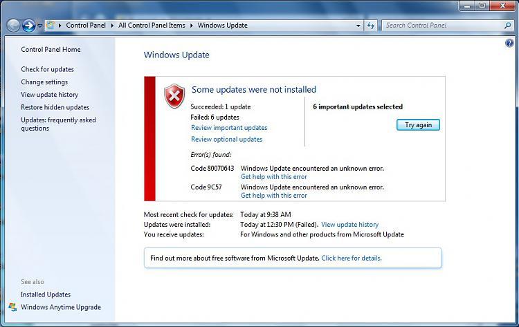 Windows Update Error, Error Code 80070643, Code 9C57-windows-update-error.jpg