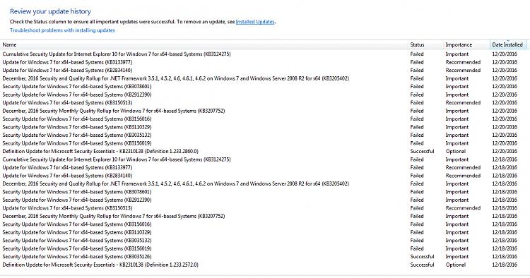 Reverting Changes - Win7 64 Bit - Desperate Help Needed-update_history.png