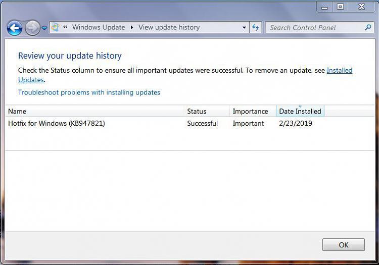 Win 7 Enterprise, x64 -  Update error : Code 80070424-review-yuor-update-history-022319.jpg