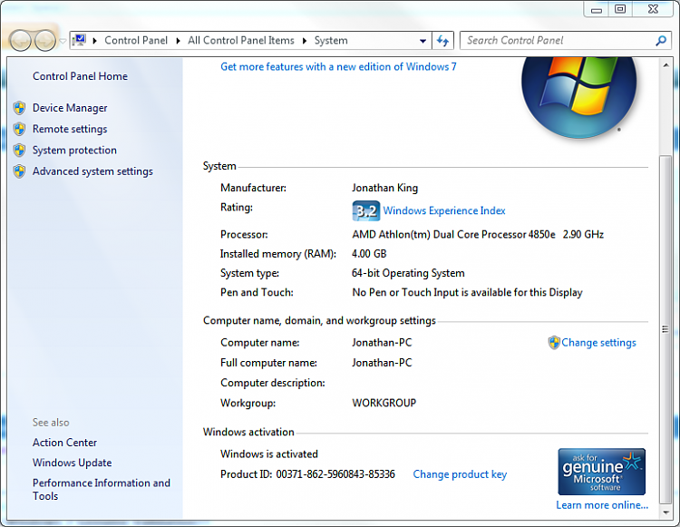 Windows 7 Genuine Validation??-snip.png