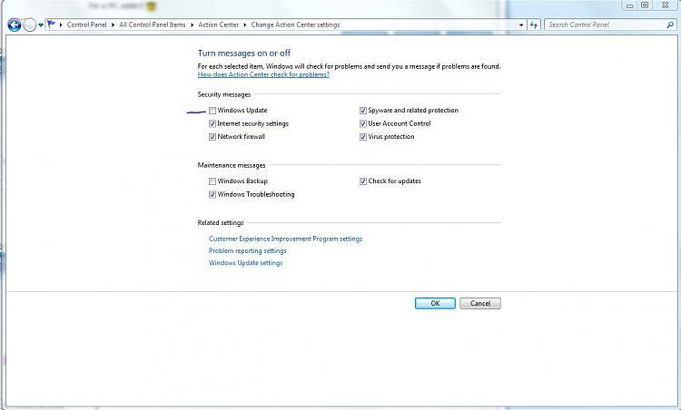 Windows updates notification keeps flashing-capture.jpg