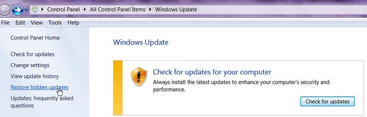 MUI not shown under windows update-restore-hidden.png