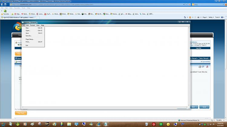 April 4/27/2010 Windows 7 x64 updates = menu problem-note.jpg